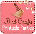 Bird Crafts Parties