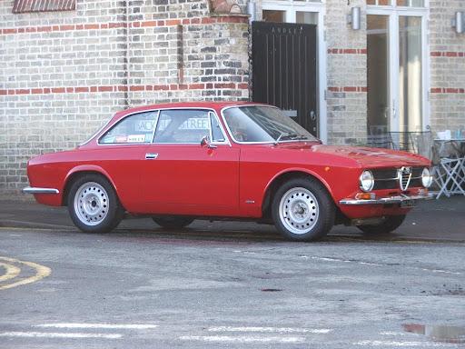 1971 Alfa GT 1300 Junior