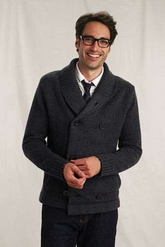 Men's Shawl Sweater Coat $62.65 shipped. My tastes skew towards the business