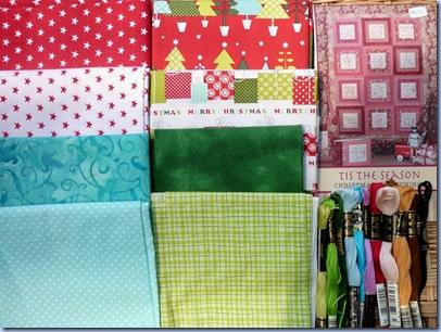 fabrics & threads