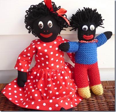 doll & golliwog