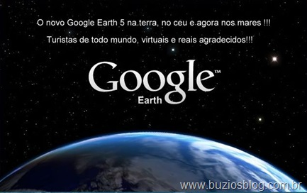 Novisimo Google Earth 5