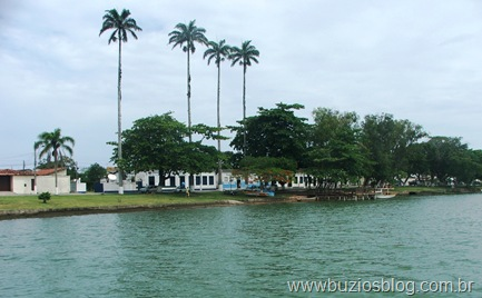 Berira do rio e parte colonial
