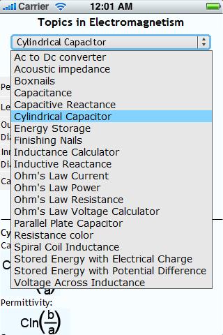 Topics in Electromagnetism