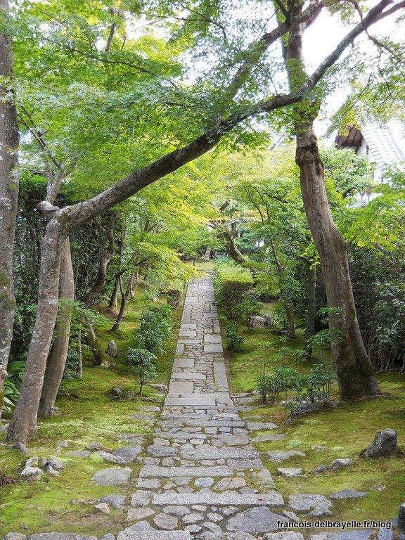 Temple Ryôanji à Kyoto