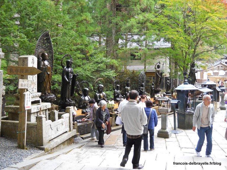 Statues de Jizô