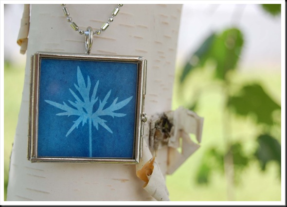 PENDANT Star-leaf