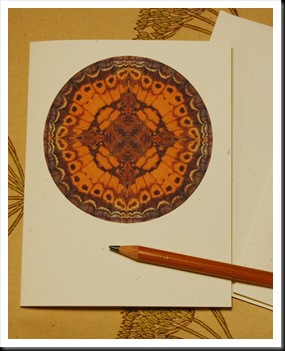 MANDALA CARDS CRESCENT WHOLE