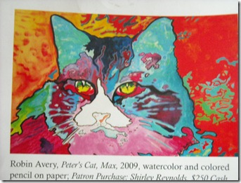 Peter's cat Robin Avery 001