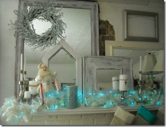 our Christmas home decor 004