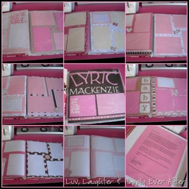 Lyric Scrapbook