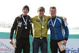 The top 3 overall; Oli Johnson, Matt Speake and �ystein kvaal �sterb�