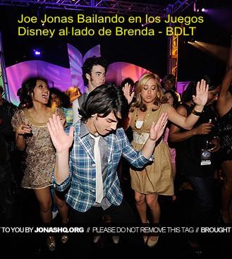 brenda song and joe jonas dating