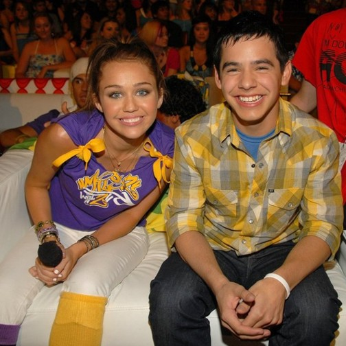 david archuleta and miley cyrus dating Home / lostgoddess web cam / david archuleta charice dating david archuleta charice dating  709 comments  check out the video below to see what charice thought of miley cyrus' new music video he lost to 16 year old trisha evans while he was only 12, so i don't think that's fare you'd wait an eternity for them if it meant being together.