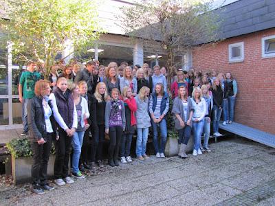 103 Schüler erhielten DELF - Diplom
