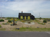 Derek Jarman's cottage, Dungeness