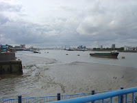 Muddy Thames
