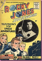 rocky jones comic