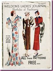 1935 fashioin