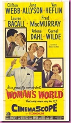womans world movie poster