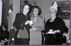 tea party 50s