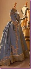 1870s dress