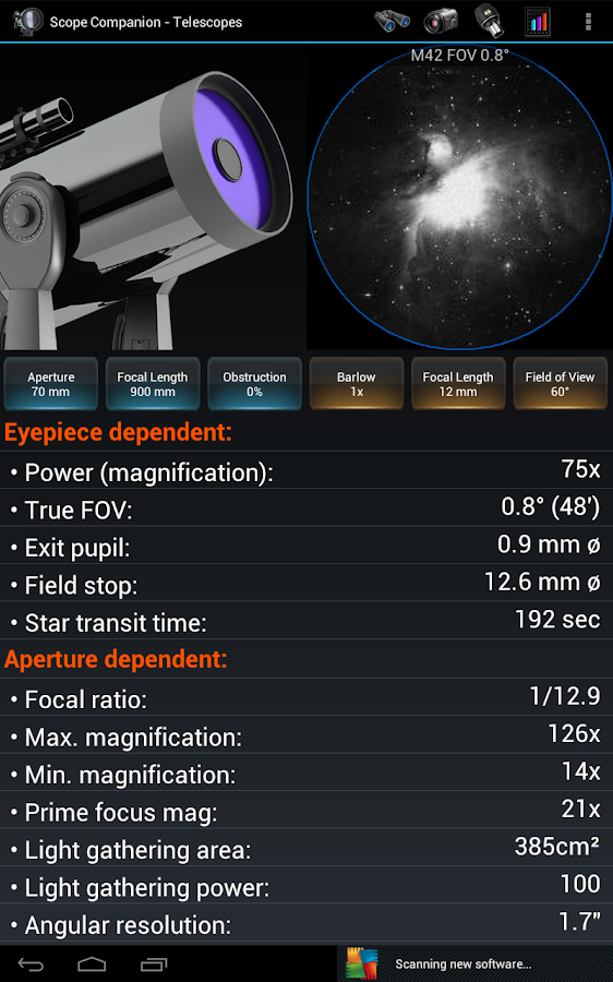 Scope Companion Screenshot 9