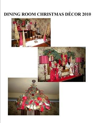 Dining Room 2010