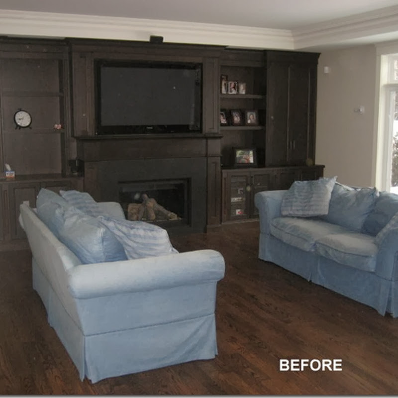 Client Project…Family Room