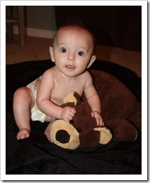 Baby Michael - 5 mos 012