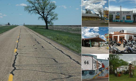 View Route 66 - Texas