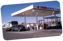 Getting Gas at El Paso