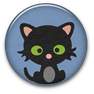 Felt cat badge5