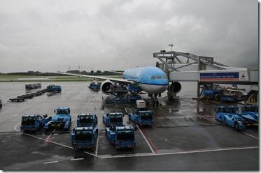 Voo da KLM