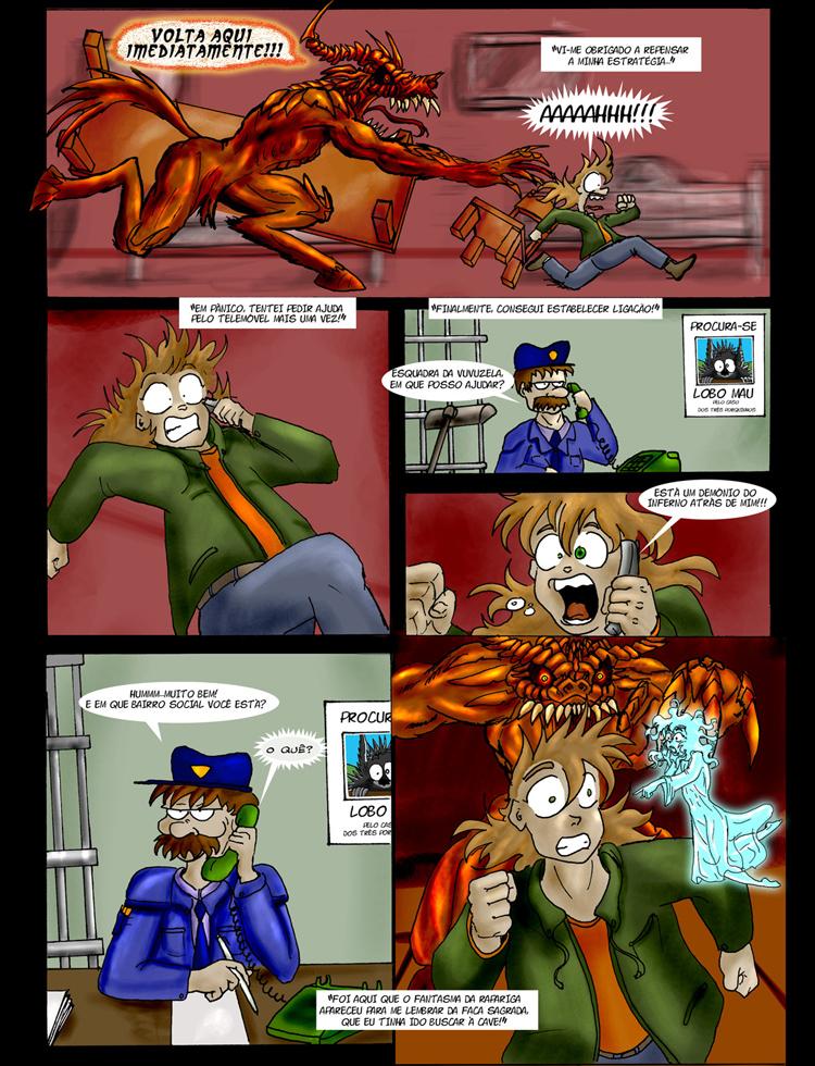 A Pensão Diabólica - Página 6