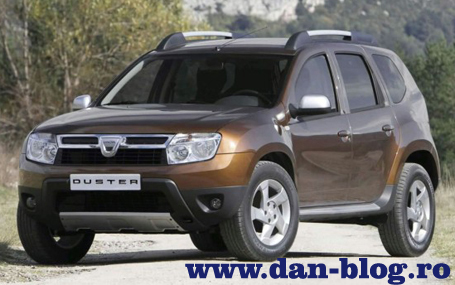 Dacia Duster lateral2 455 Dacia Duster