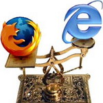firefox versus explorer Care este cel mai bun browser ?