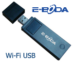 E Boda Adaptor Wireless USB Wi Fi 802.11%20b%2Cg%2Cn 150Mbps 150 Adaptor wireless E Boda WI FI 802.11 b/g/n