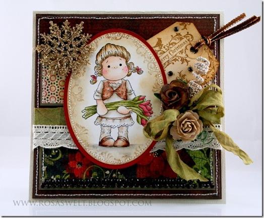 Claudia_Rosa_Merry Christmas_Ponsietta