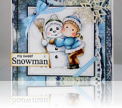 Claudia_Rosa_my sweet snowman_1