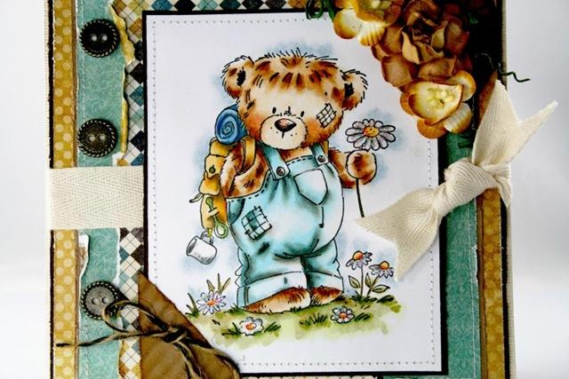 Claudia_Rosa_Penny Black_Teddy w. daisy_2