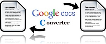 File conversion is simple using Google Doc