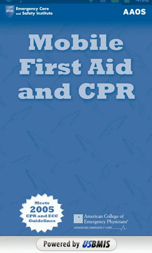 Mobile First Aid CPR