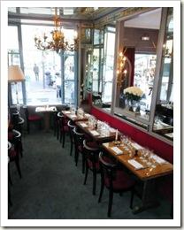 restaurant julien interieur
