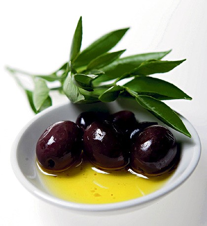 Coffee fortified with olive leaf extracts' combats obesity