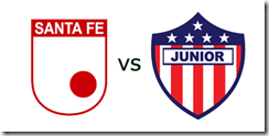 Santa Fe vs Junior en vivo