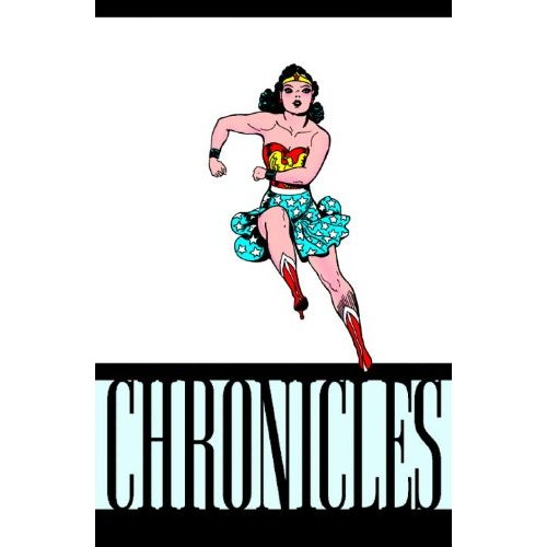 The Wonder Woman Chronicles Vol. 1 covver