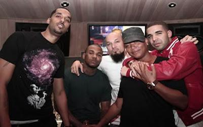 Cool & Dre confirmam Drake em 'R.E.D. Album'