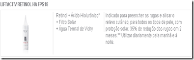 LIFTACTIV RETINOL HA FPS18