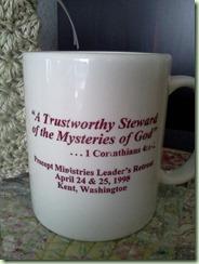 Trustworthy steward